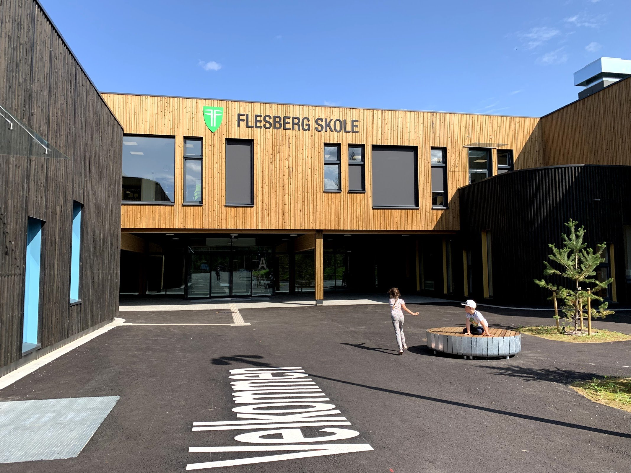 Flesberg skole - Skattekista