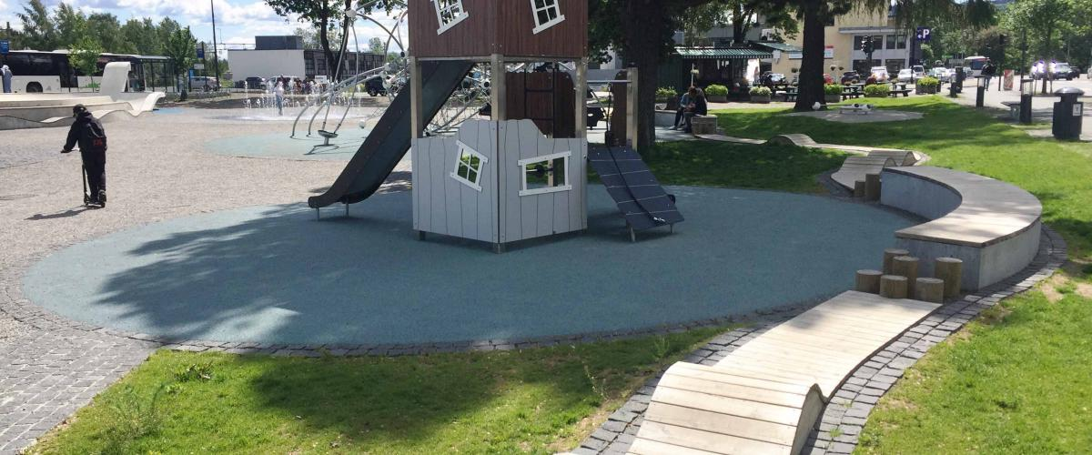 Balanselekeplass Jernbaneparken