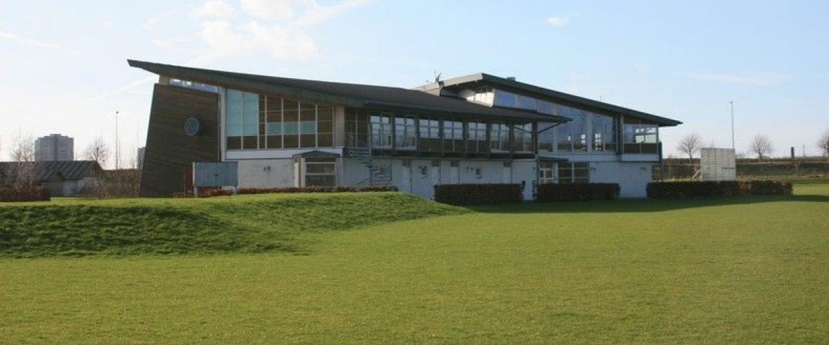 Svanholm Park klubbhus