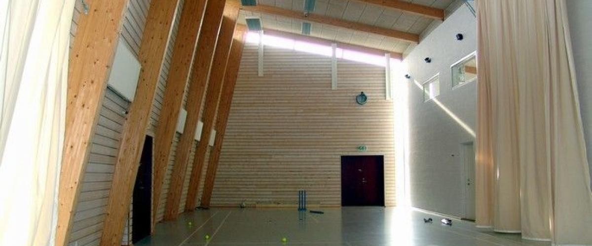 Crickethall Svanholm Park