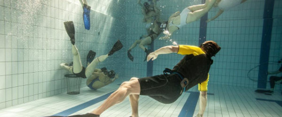 Undervannsrugby