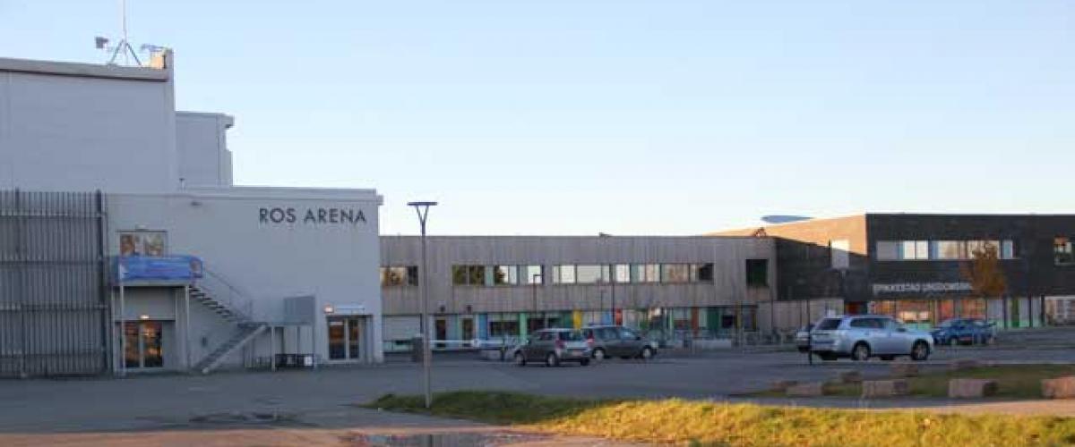 ROS Arena, Foto. Ivar D. Jørgensen