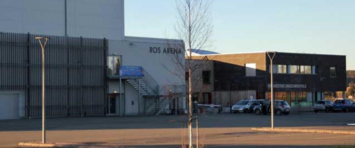 ROS Arena, Foto: Ivar D. Jørgensen