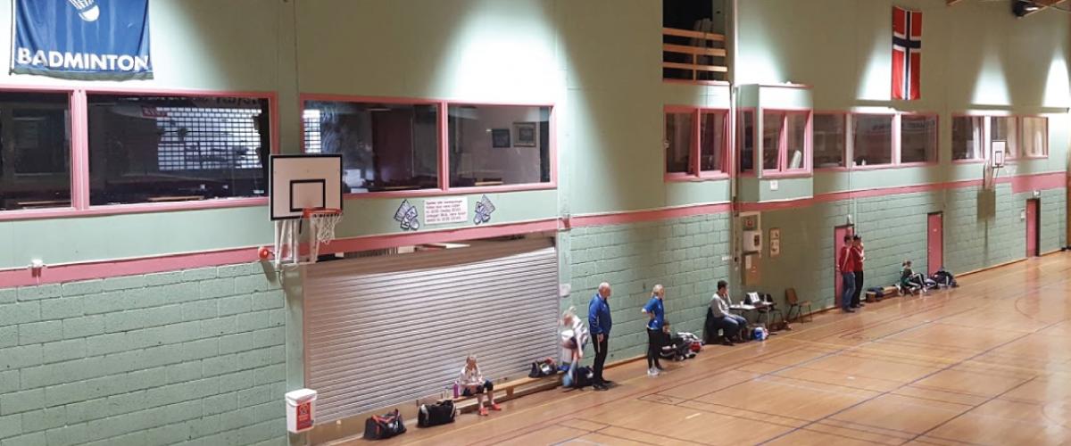 Badmintonsenteret Kristiansand