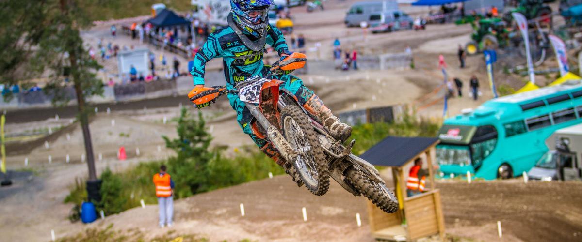 Motocross i luften