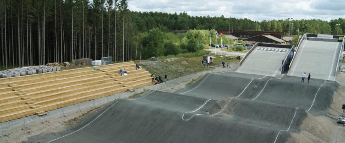 BMX-banen