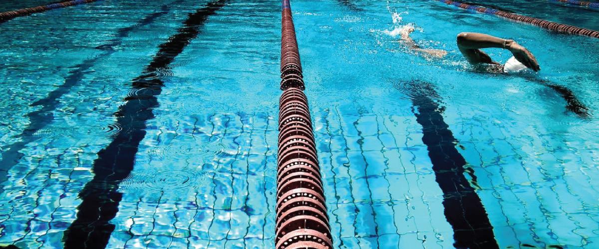 Illustrasjonsbilde svømmehall