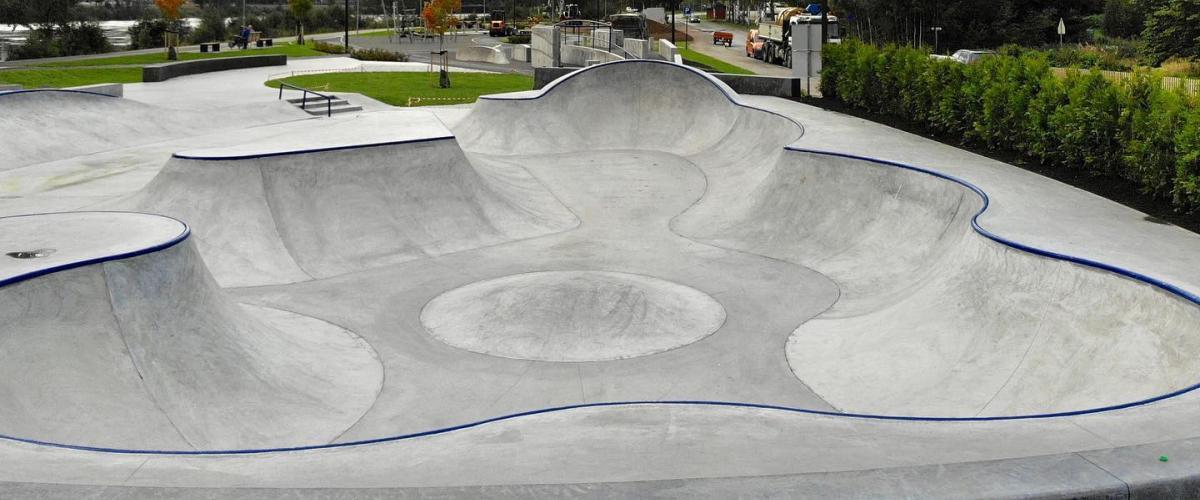 Flow bowl Strandpromenaden