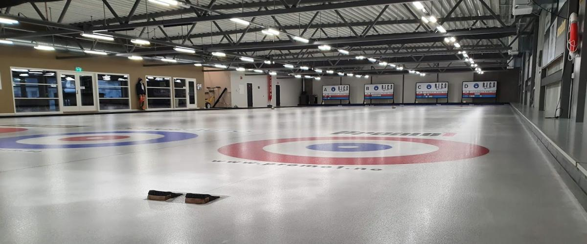 Curlingbaner i Kuleisen