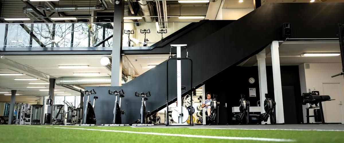 Treningssenter Eika sportssenter