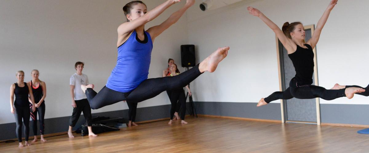 Illustrasjonsbilde dans