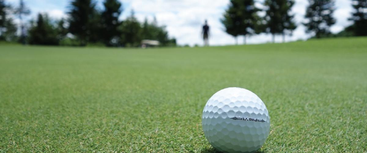 Illustrasjonsbilde golf