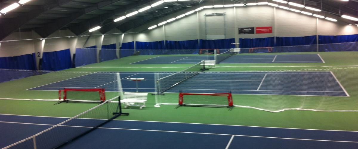 Bergerhallen Nesodden tennisklubb
