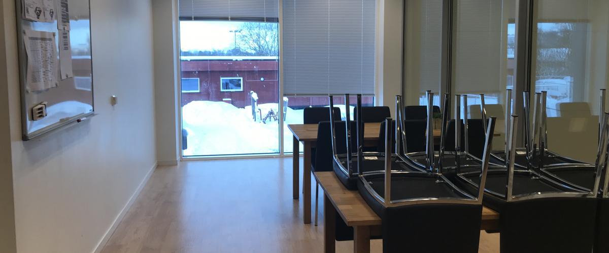 Leangen curlinghall cafe