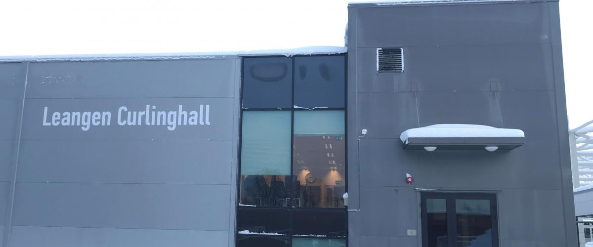 Fasade Leangen curlinghall