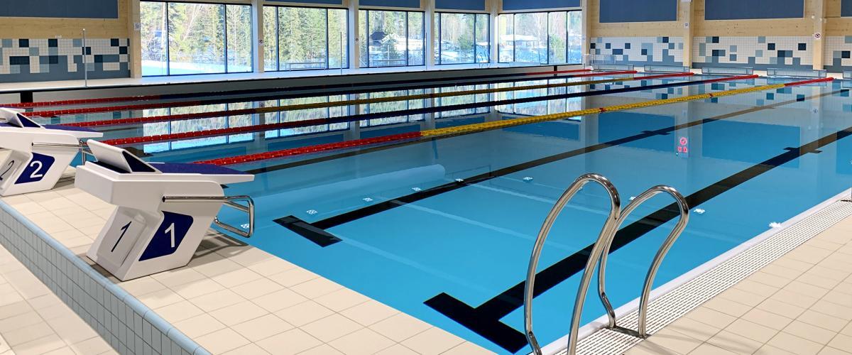 Svømmehallen i Skattekista