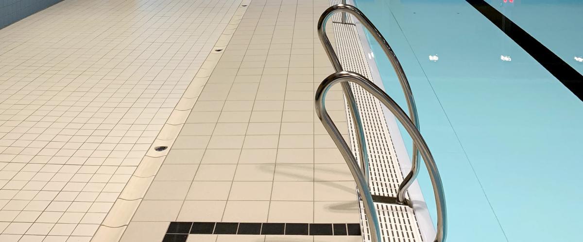 Vinduer i Skattekista svømmehall