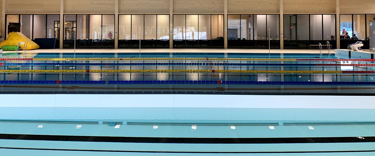 Bassenget i Skattekista svømmehall
