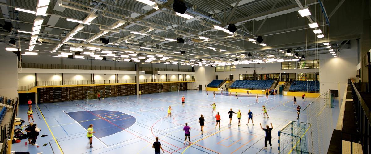 Hønefoss arena Idrettshall