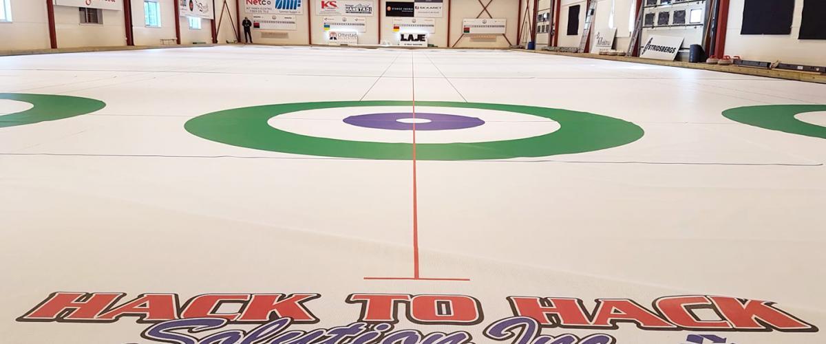 Stange curlinghall