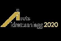 Logo Årets idrettsanlegg 2020