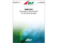 Forside kartnorm ISOM 2017