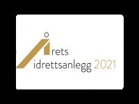Logo årets idrettsanlegg