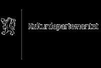Logo Kulturdepartementet