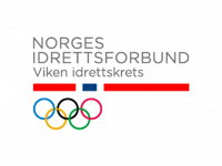Viken idrettskrets logo