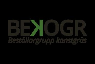 Logo Beställargrupp konstgräs (BEKOGR)