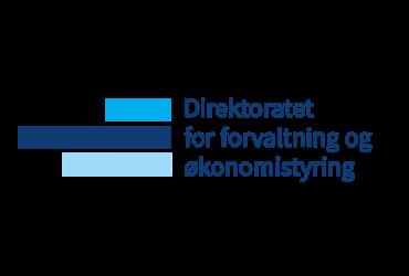 Logo Direktoratet for forvaltning og økonomistyring